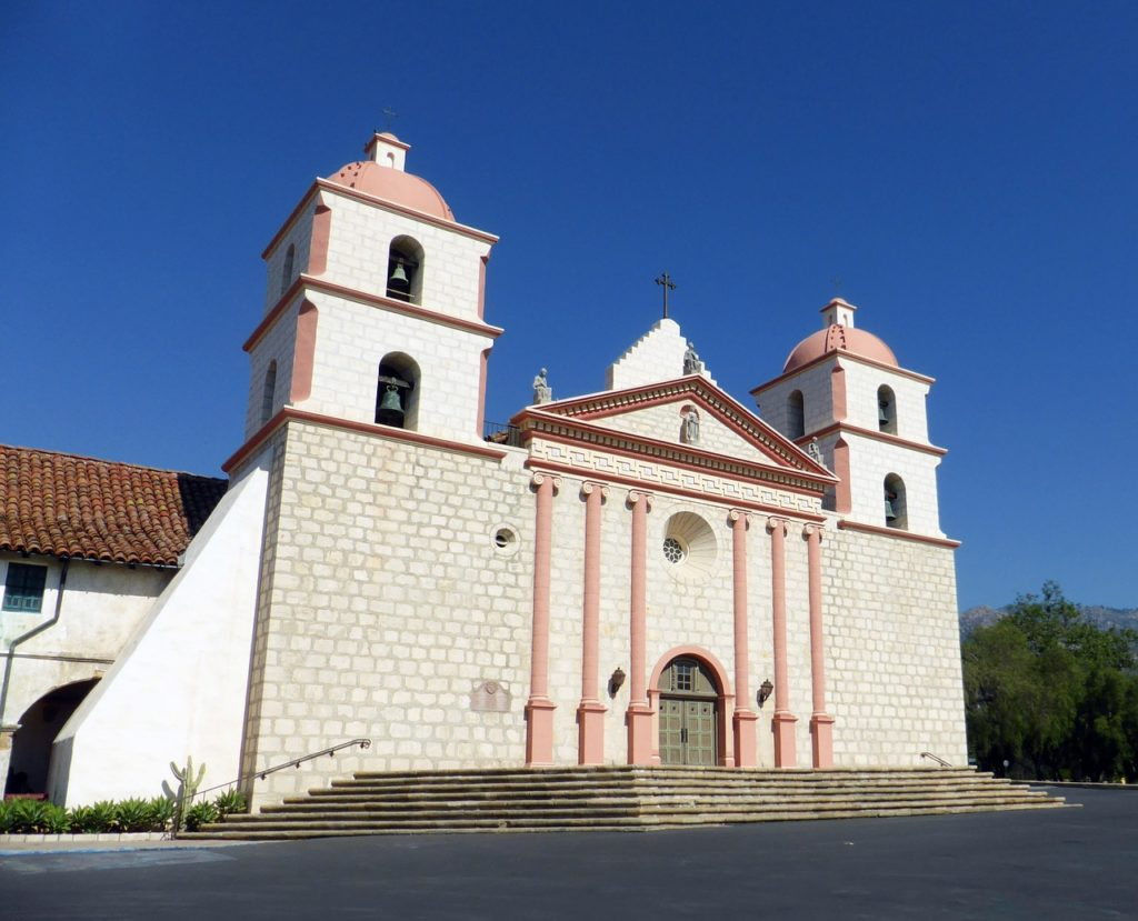 Mission Santa Barbara – a Jewel on California's Central Coast